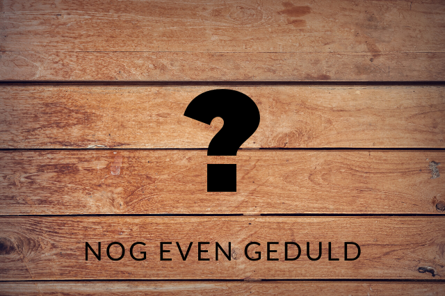 Nog even geduld - grid